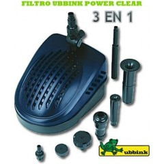 FILTRO UBBINK POWER CLEAR 9000 ESTANQUES