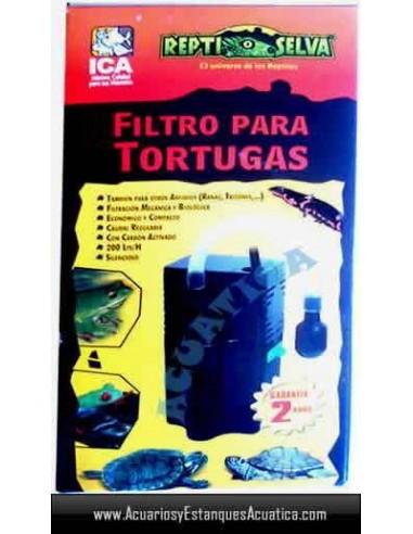 FILTRO INTERNO KW200 ACUARIO TORTUGUERA