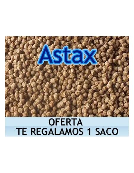 Oferta alimento peces kinsei astax color antioxidante for Alimento peces estanque