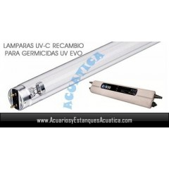 LAMPARA RECAMBIO 55W UV-C TL ULTRAVIOLETA
