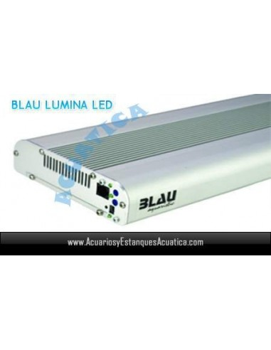 PANTALLA BLAU LUMINA LED 122