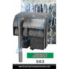 JEBO 503 FILTRO CASCADA ACUARIO