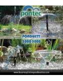 PONTEC PONDUETT 3000 FILTRO ESTANQUES