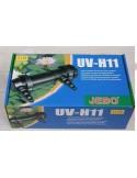 Germicida JEBO UV-H11 11w ultravioleta estanques acuarios