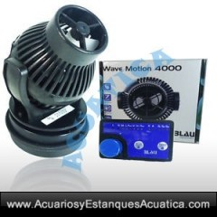 BLAU WAVE MOTION BOMBAS MAREA