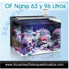 OF KIT ACUARIO MARINO COMPLETO 96L