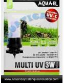 AQUAEL UV 3W LAMPARA RECAMBIO