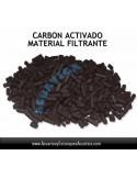 CARBON ACTIVO 400GRS MATERIAL FILTRANTE
