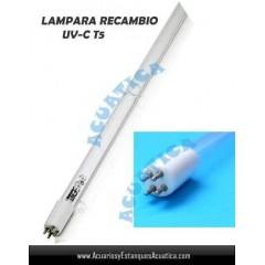 Lampara recambio 10w UV-C ultravioleta