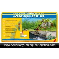 Venta de test y accesorios para medicion del agua de for Kit estanque jardin