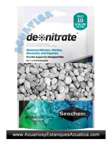SEACHEM deNitrate material filtrante