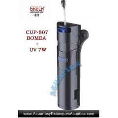 GRECH CUP-807 7W UV...