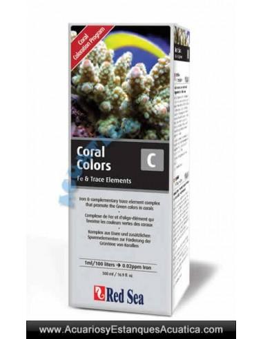 RED SEA COLORS C 500ML ACUARIOS MARINOS
