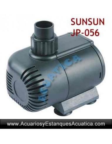SUNSUN JP-056 2700L/H BOMBA DE AGUA ACUARIOS ESTANQUES
