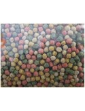 Alimento peces pellets Kinsei Mix mezcla base 3mm estanque