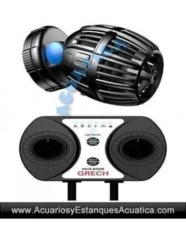 GRECH CW-120 BOMBA GENERADOR OLAS 700/8000L/H ACUARIO