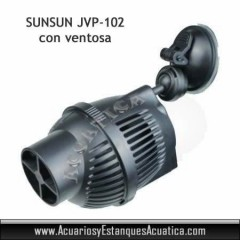 SUNSUN JVP-102 BOMBA RECIRCULACION 5,000L/H ACUARIOS