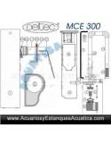 DELTEC MCE 300 SKIMMER ACUARIOS MARINOS