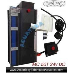 DELTEC MC 501 24v DC SKIMMER ACUARIOS MARINOS