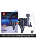 SUNSUN HQJ-500G BOMBA POWERHEAD 350L/H ACUARIOS
