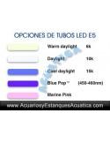 EUROAQUATICS E5 TUBOS T5 LED COOL DAYLIGHT