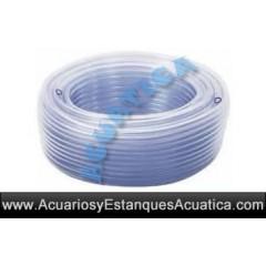 TUBO ATOXICO AIREADOR PVC 9mm