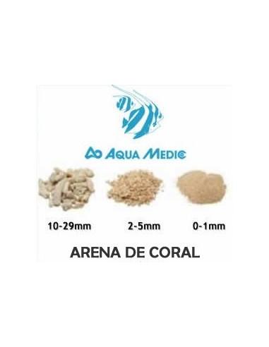 ARENA DE CORAL Aqua-medic ACUARIOS MARINOS