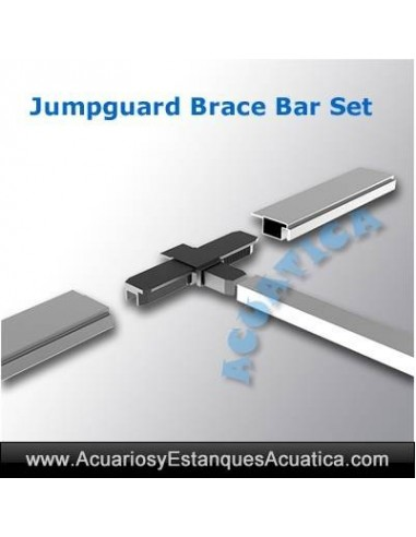 D-D JUMPGUARD Brace Bar Set