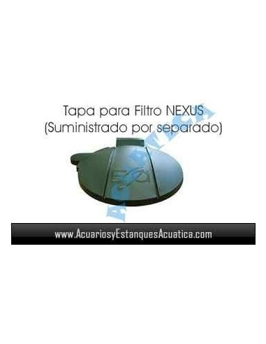 TAPA  FILTRO NEXUS 320