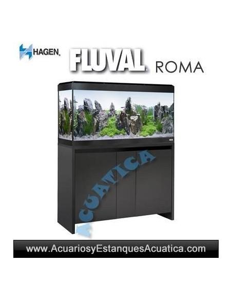 ACUARIO HAGEN FLUVAL ROMA 125 ACUARIO