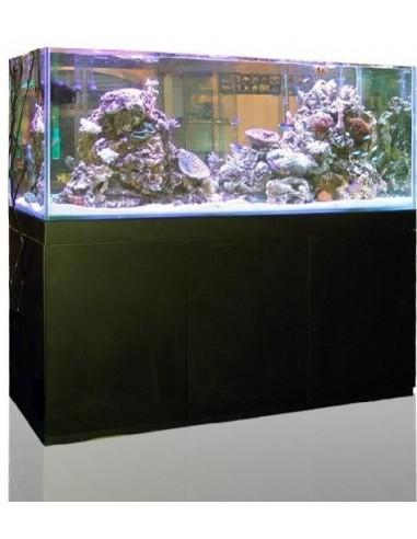 acuario marino blau marine gran cubic 300l completo