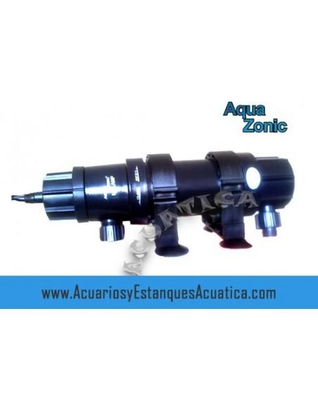 Germicida Aqua Zonic Universal ultravioleta acuarios y estanques