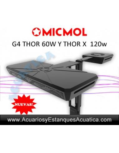 MICMOL G4 THOR PANTALLA LED ACUARIOS DULCES