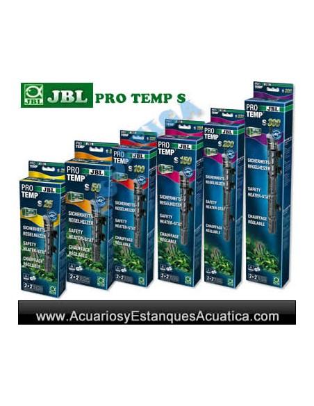 CALENTADOR JBL PROTEMP S ACUARIOS