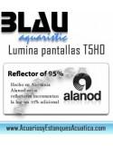 Pantalla BLAU Lumina 8 x T5HO iluminacion para acuarios de calidad