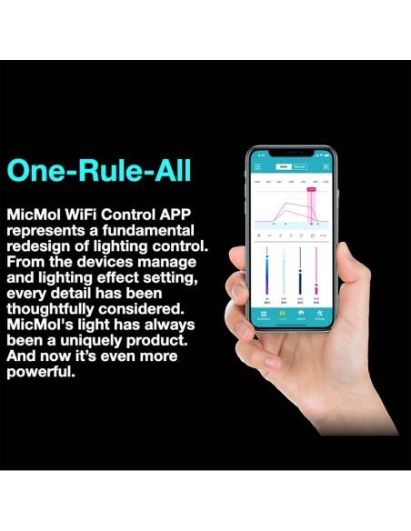 Controlador WiFi para MICMOL