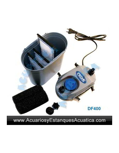FILTRO ACUARIO EXTERNO PRODAC DF400