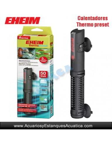 EHEIM THERMO PRESET CALENTADOR ACUARIOS