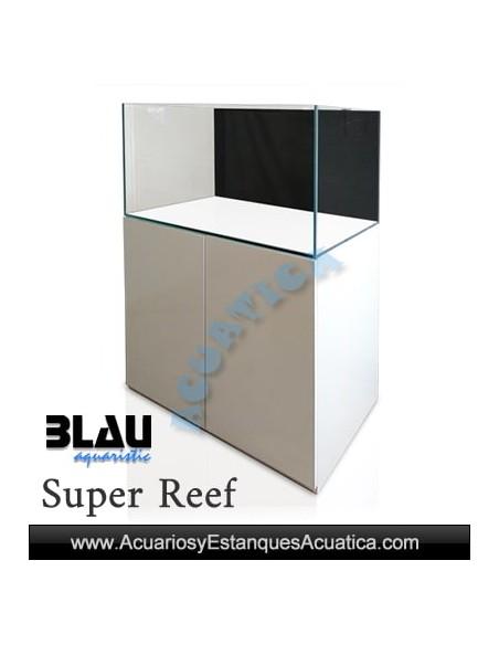 ACUARIO MARINO COMPLETO BLAU SUPER REEF
