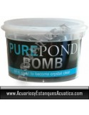 BACTERIAS PURE POND BOMBA ESTANQUES