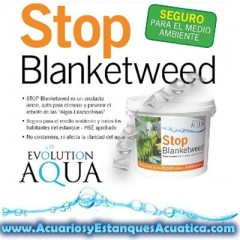 TRATAMIENTO ANTI ALGAS FILAMENTOSAS STOP BLANKETWEED ESTANQUES