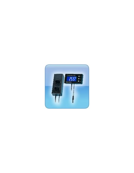 Equipos eléctricos: controladores de flujo, programadores, etc